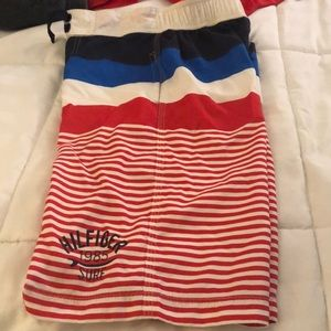 Bundle Boys swim trunks both size S
